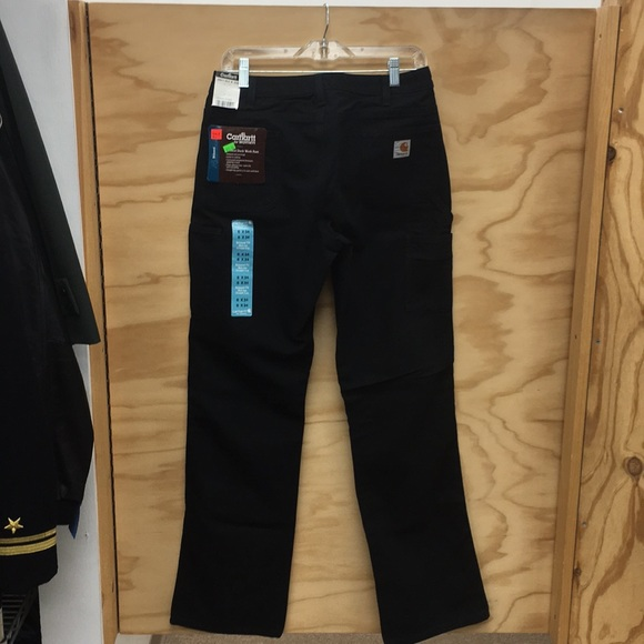 7b94ffdc03a Carhartt Women s Black Jeans Size 6x34